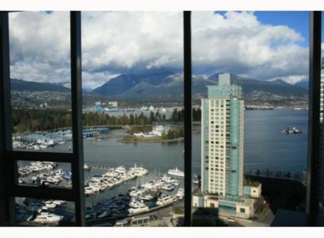2601 - 1277 St Melville, Coal Harbour, Vancouver